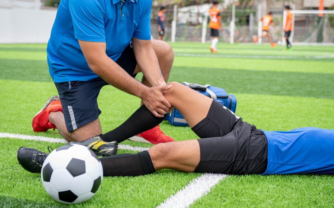 What Are The Preventions Of Sports Injuries?